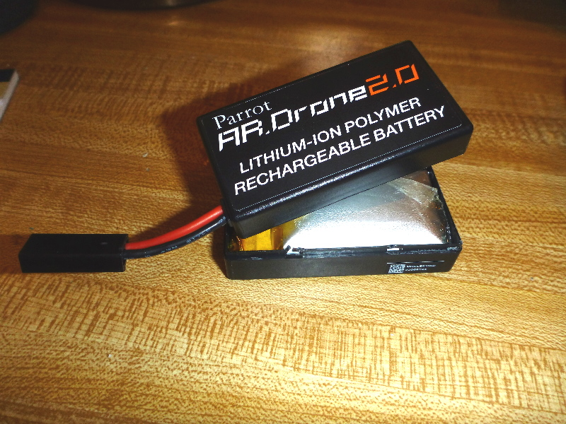 drone battery